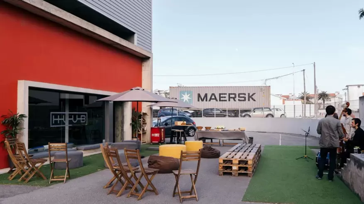 Maersk continues its march into e-commerce with its first tech acquisition