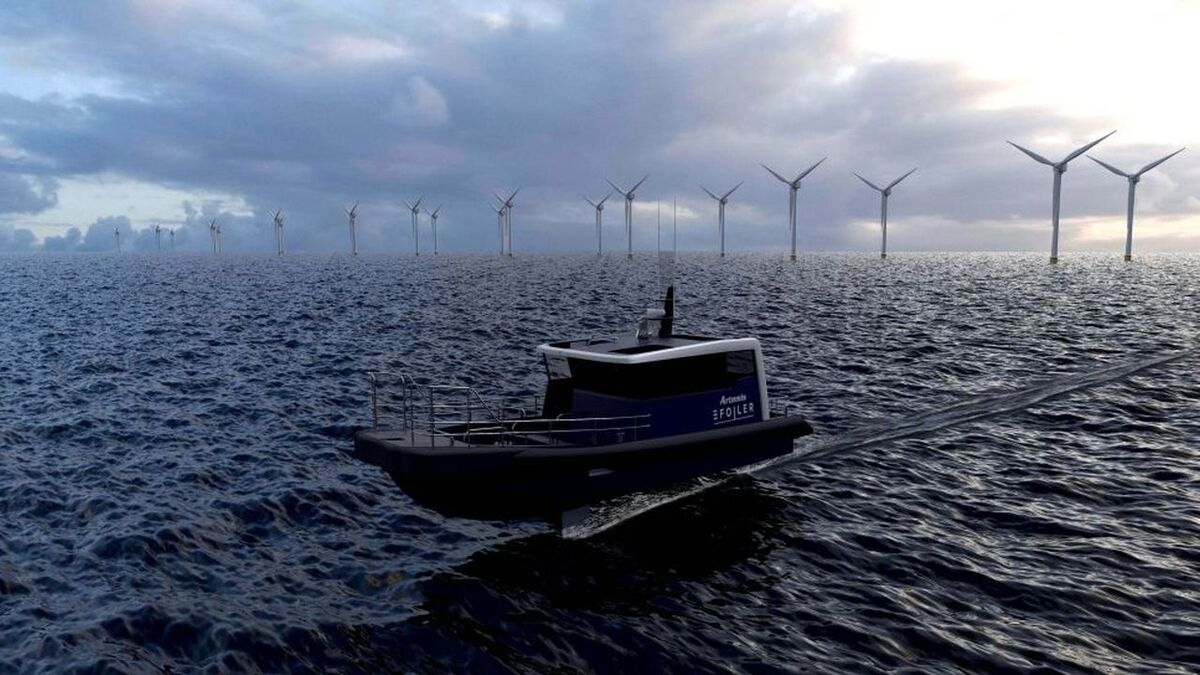 £3.3M awarded to test decarbonisation options for offshore wind vessels