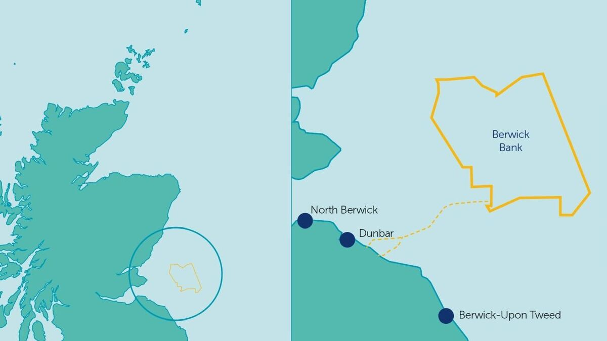 SSE combines Berwick Bank and Marr Bank windfarms into 4.1-GW super project