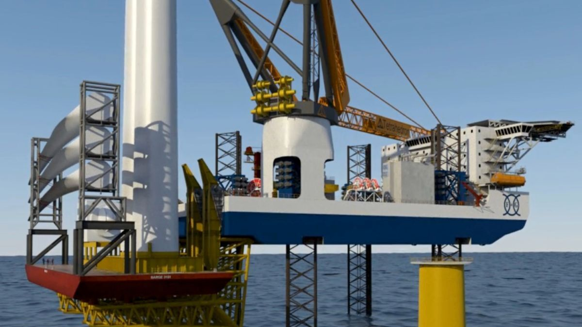 Stretching offshore cranes to their limits