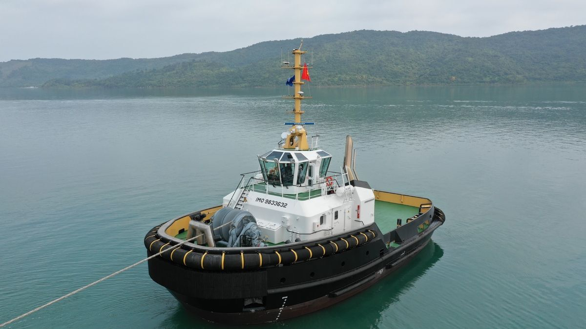 'Cutting edge' equipment supplied for new tugs