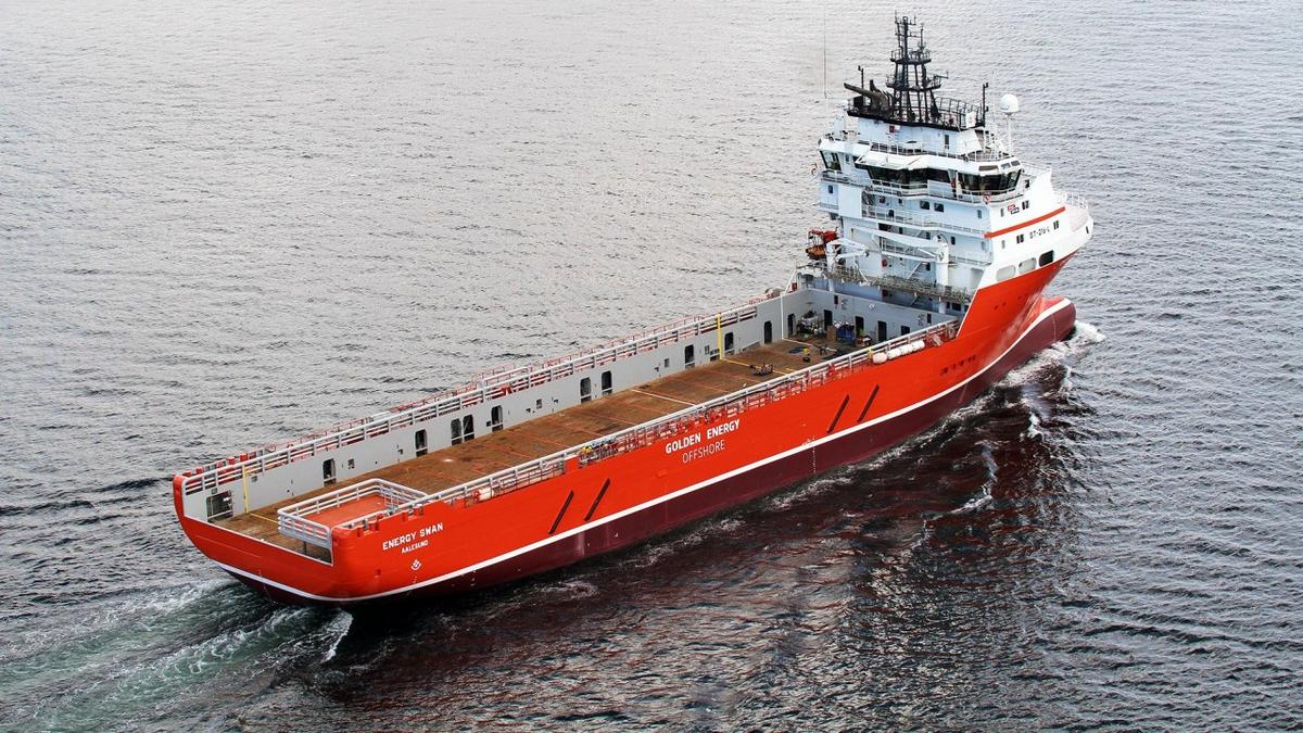 Golden Energy Offshore scores long-term deal for PSV