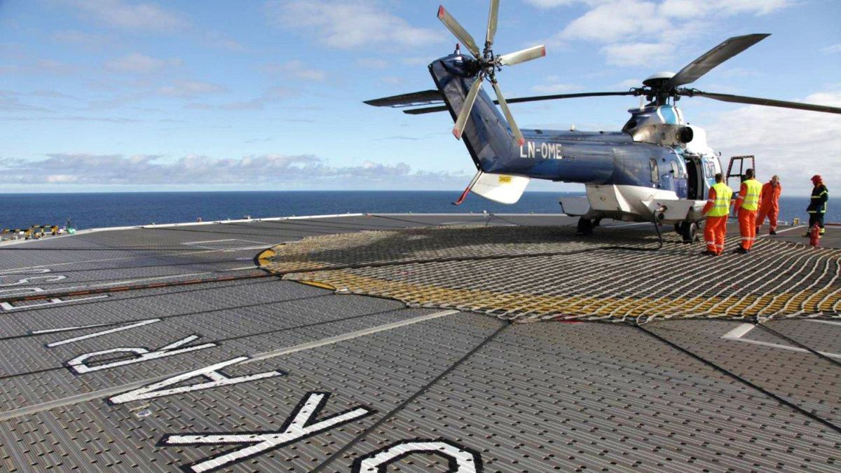 Offshore wind: fair winds and favourable seas for helicopters