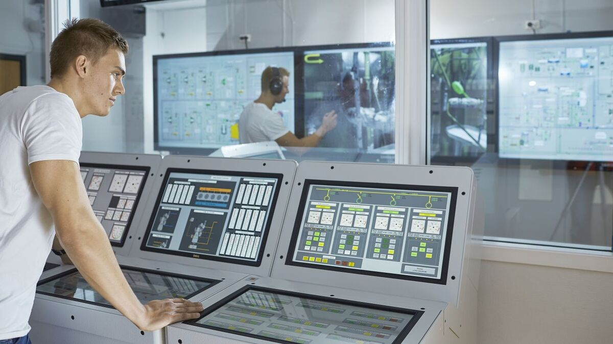Kongsberg will upgrade training simulators at Evergreen's centre including a new K-Sim Engine (source: KD)