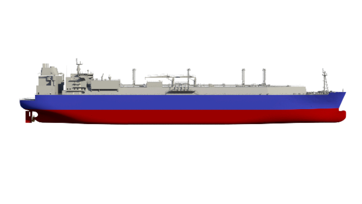MOL to charter four LNG newbuilds to Novatek for Russian LNG