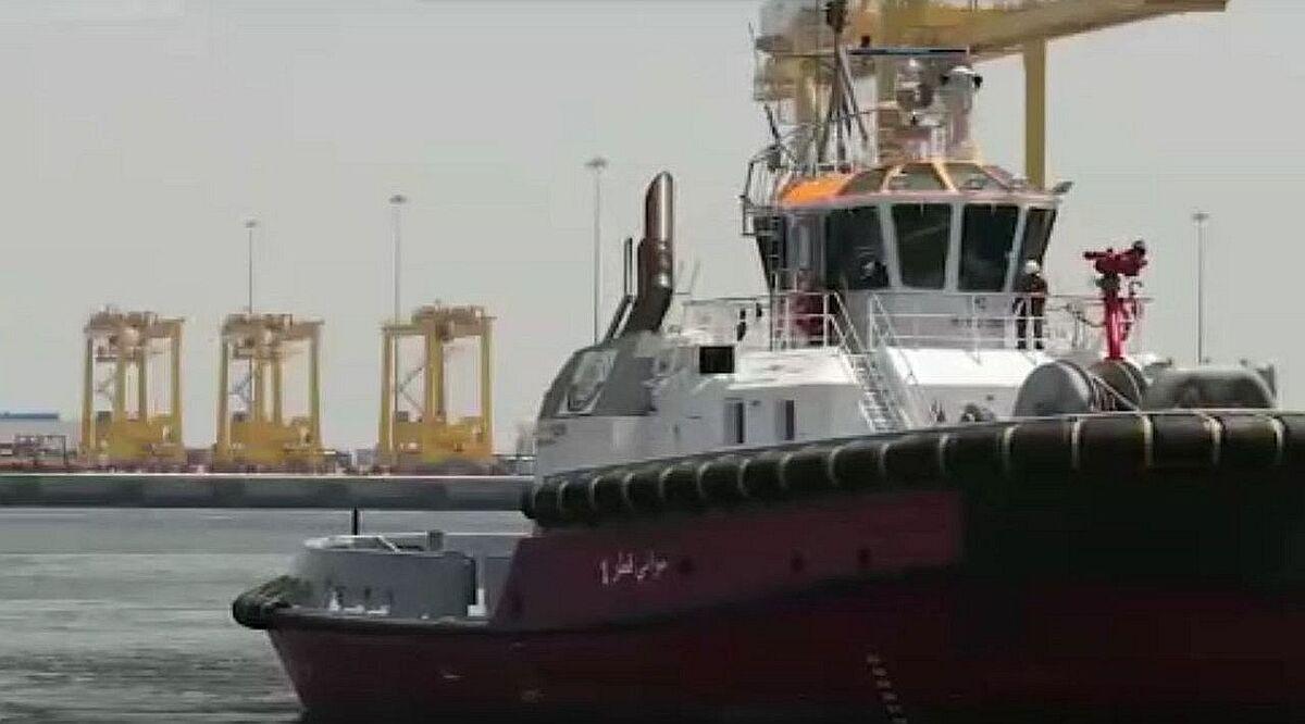 Mwani Qatar has an emergency response plan for Haman port (source: Mwani Qatar)
