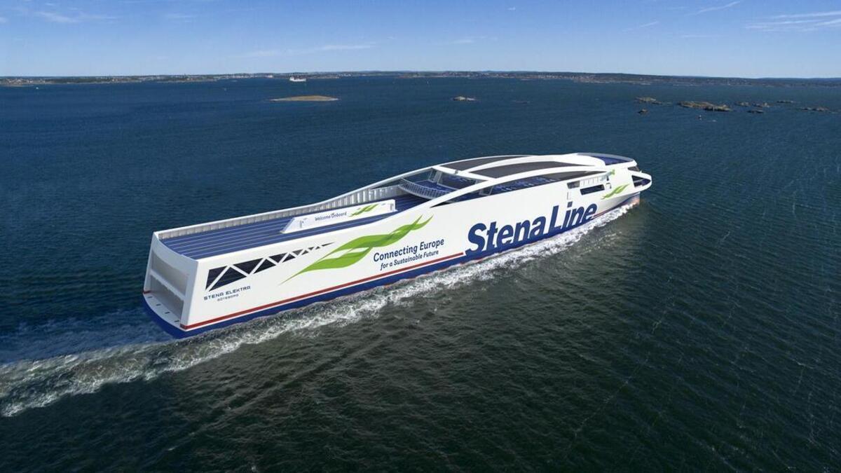 Stena Line to deploy battery-powered ferries on Gothenburg-Frederikshavn route