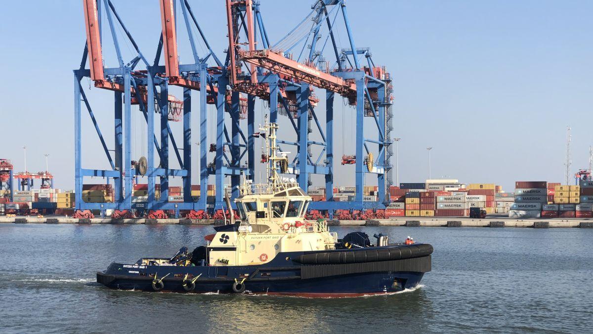 Port developments drive Middle East tug orders