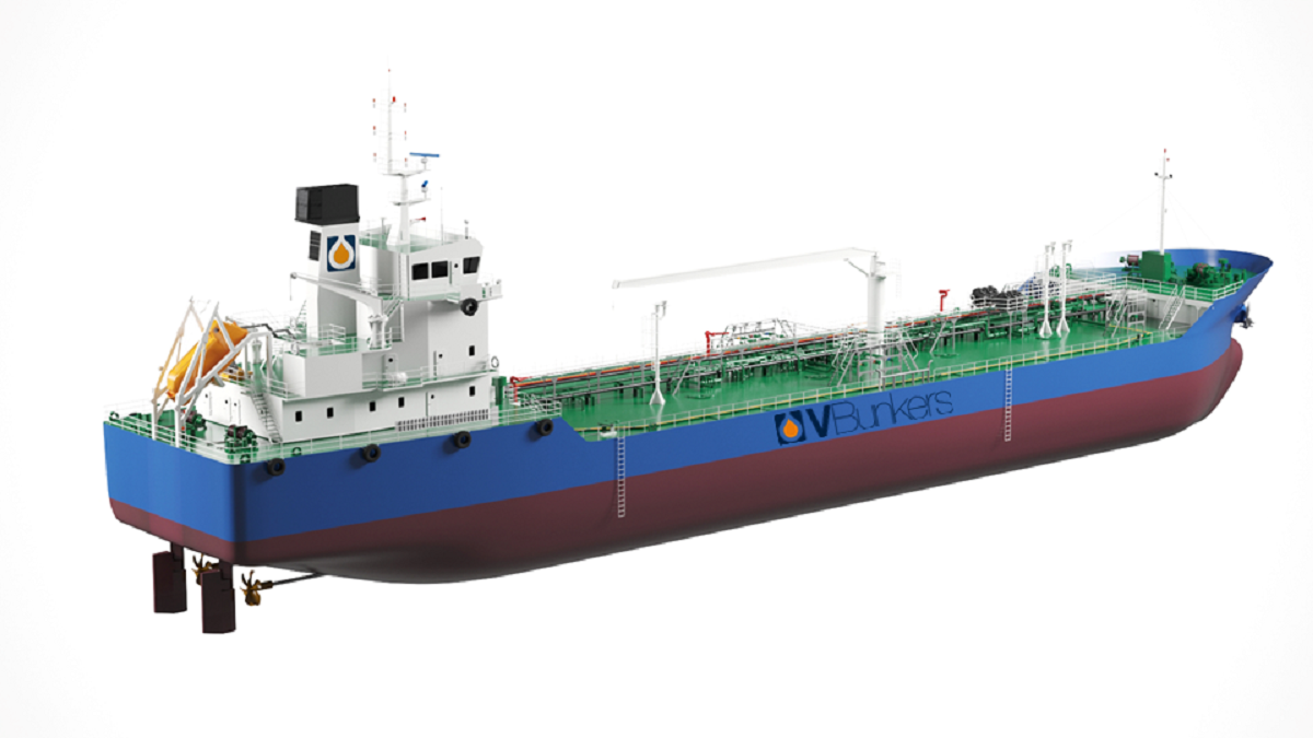 Vitol orders two electric-hybrid bunker tankers