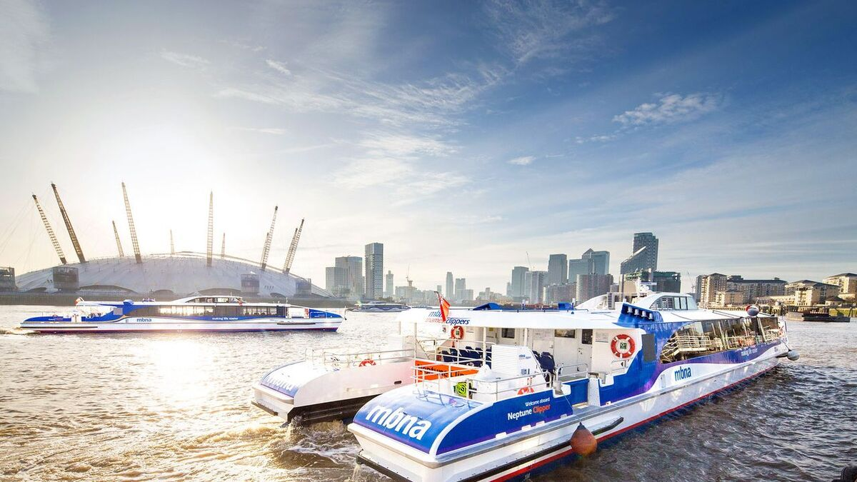 Uber Boat and BAE Systems join forces for electric propulsion project